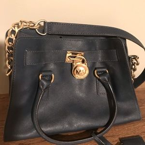 Navy Michael Kors